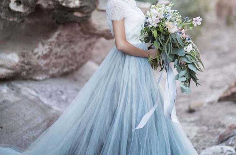 Brautkleid-Trends 2019