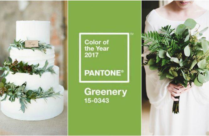 Farbe des Jahres 2017 Grün