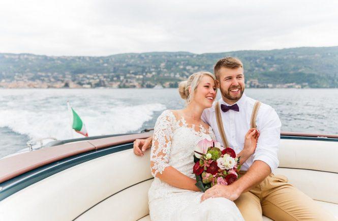 Hochzeitsshooting am Gardasee