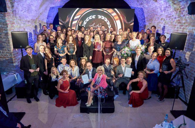 Die Finalisten des 4. Austrian Wedding Award