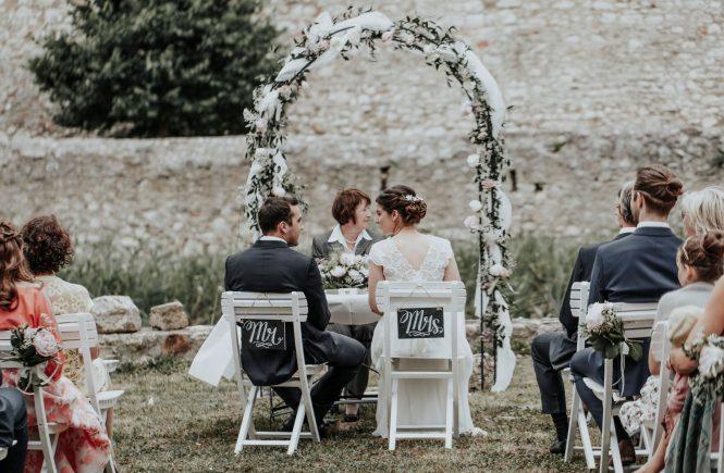 Corona-Hochzeit Brautpaare und ihre Gedanken - Ramona Hackl