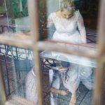 Hochzeit im Schloss Grafenegg, Brautkleid-Details
