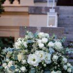 Hochzeit im Schloss Grafenegg, Blumenschmuck