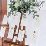 Hochzeit im Schloss Grafenegg, Tischplan