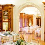 Hochzeit im Schloss Grafenegg, Tafel