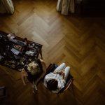 Sommerhochzeit mit französischem Flair Getting Ready Brautstyling