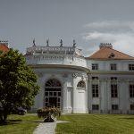 Sommerhochzeit mit französischem Flair Palais Schönburg