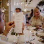 Sommerhochzeit mit französischem Flair Hochzeitsmenü