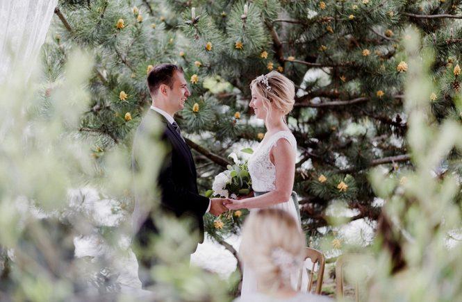 Heiraten zu zweit im Mai und Juni 2020
