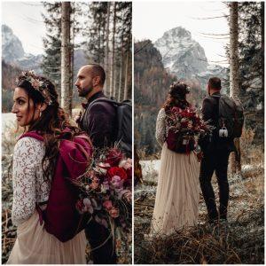 Styled Shoot Bergverliebt - Wanderung